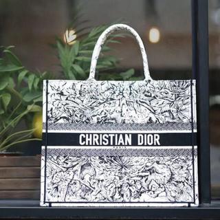 Christian Dior - 【ブティックで名前入れ可能】Dior booktote