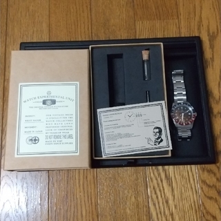 WMT WATCHES Panton Tropical Aged Edition(腕時計(アナログ))