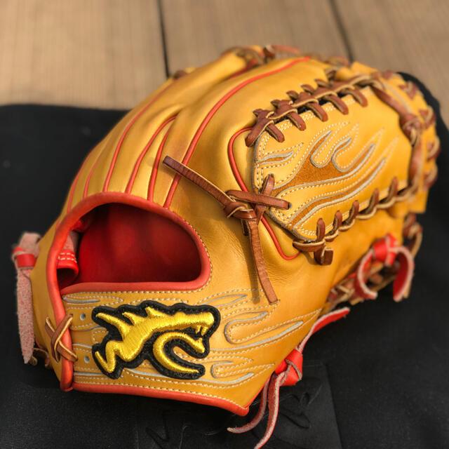 RYUグローブ  ITT軟式用 スポーツ/アウトドアの野球(グローブ)の商品写真
