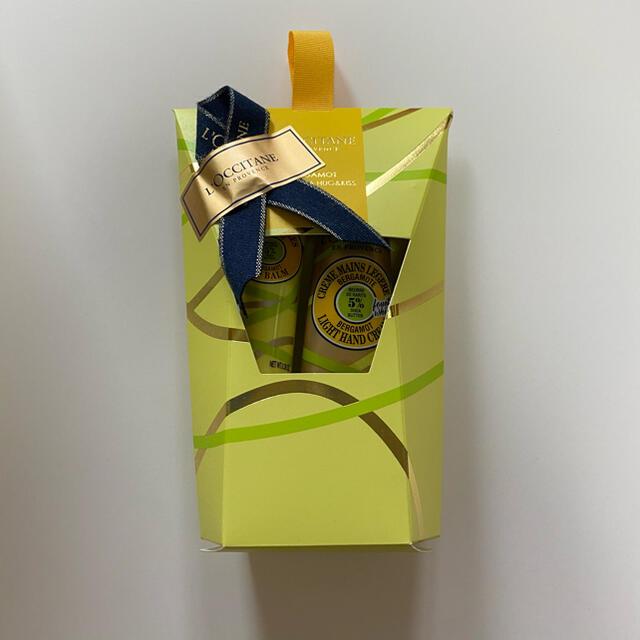 L'OCCITANE(ロクシタン)の【新品】テ・アールグレイギフトセット コスメ/美容のボディケア(ハンドクリーム)の商品写真