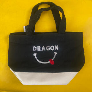 ダンスウィズドラゴン(Dance With Dragon)のダンスウィズドラゴン スマイルキャンパスカートバッグ(バッグ)