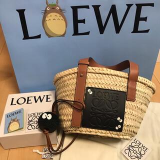 LOEWE - LOEWEロエベ となりのトトロダストバニーバスケットスモールとチャームセット