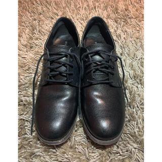 ナノユニバース(nano・universe)の【美品・箱あり】nano univers 革靴 約27cm(ドレス/ビジネス)