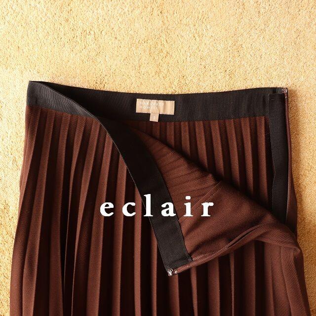 MARGARET HOWELL(マーガレットハウエル)の2019 マーガレットハウエル アコーディオンプリーツ スカート 52,800円 レディースのスカート(ロングスカート)の商品写真