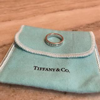 ティファニー(Tiffany & Co.)のTiffany ティファニー  指輪  リング(リング(指輪))