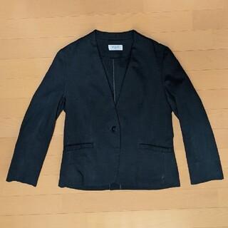 OPAQUE.CLIP - OPAQUE.CLIP 夏用ジャケット 黒 サイズ40