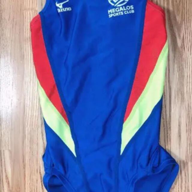MIZUNO(ミズノ)のスピード競泳水着メガロス キッズ/ベビー/マタニティのキッズ服女の子用(90cm~)(水着)の商品写真