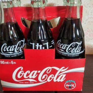 コカコーラ(コカ・コーラ)のアンティーク【コカ・コーラ瓶】6本セット(その他)