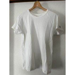 ハリウッドランチマーケット(HOLLYWOOD RANCH MARKET)のハリウッドランチマーケット ストレッチフライス 半袖 ホワイト3(Tシャツ/カットソー(半袖/袖なし))