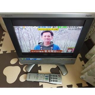 AQUOS - 小型テレビ シャープAQUOS LC-13SX7A
