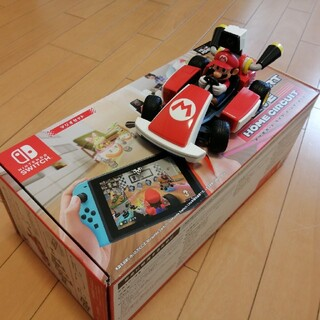 Nintendo Switch - マリオカート ライブ ホームサーキット マリオセット Switch