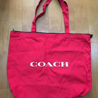 COACH - coach 布バッグ