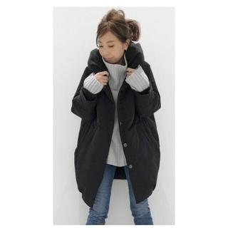 L'Appartement DEUXIEME CLASSE - アパルトモン LISIERE 中綿コクーンコート
