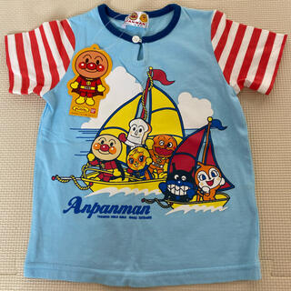 BANDAI - アンパンマン Tシャツ 新品タグ付 サイズ95
