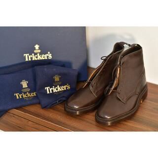 トリッカーズ(Trickers)の【新品】Trickers 190th Anniversary UK6 25cm(ブーツ)