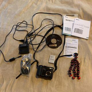 ニコン(Nikon)のNikon COOLPIX P5100 デジタルカメラ ゴリラポッド 三脚(コンパクトデジタルカメラ)