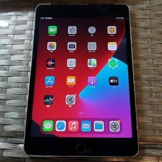 iPad - au iPadmini4 Wi-Fi+Cellular MK762J/A
