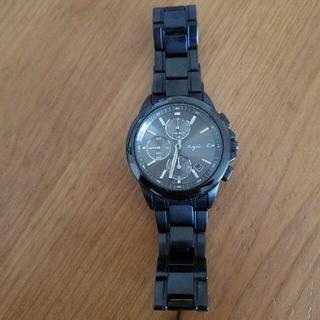 agnes b. - agnes b. メンズ腕時計