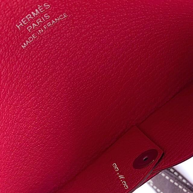 Hermes(エルメス)の1/20🌸ご専用🌸 レディースのファッション小物(名刺入れ/定期入れ)の商品写真