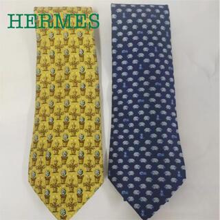 Hermes - HERMES エルメス ネクタイ