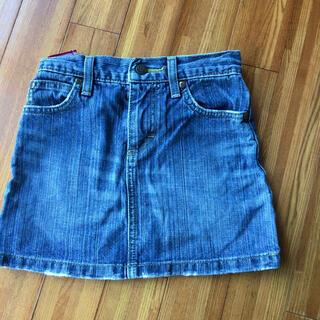 リー(Lee)のLEE デニムスカート 120cm(スカート)