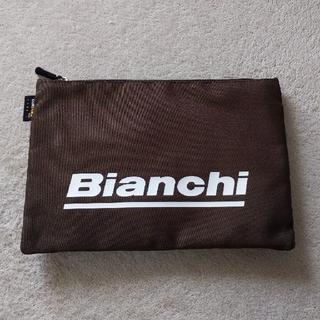 Bianchi - ビアンキ ノベルティ ポーチ  Bianchi