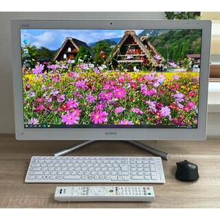 SONY - SONY VAIO ブラビア画質 高音質 録画  i7 SSD 1TB 12GB