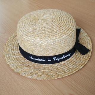 ラブトキシック(lovetoxic)のカンカン帽(帽子)
