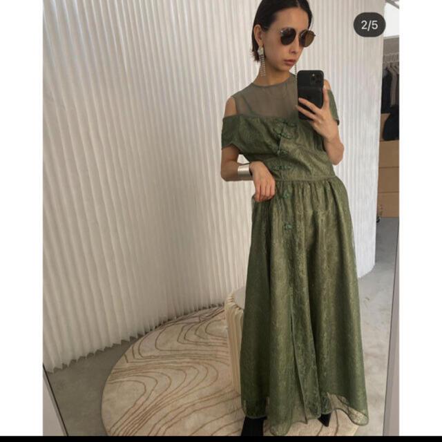 Ameri VINTAGE(アメリヴィンテージ)のameri vintage ドレス  レディースのワンピース(ロングワンピース/マキシワンピース)の商品写真