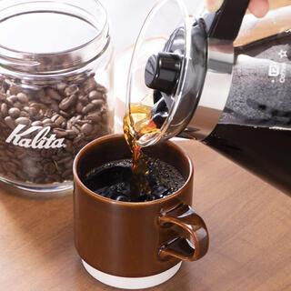カリタ(CARITA)のりーり様専用Kalita コーヒーサーバー1200cc 耐熱ガラス製 ドリッパー(調理道具/製菓道具)