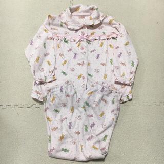 110cm 通年素材 パジャマ(パジャマ)