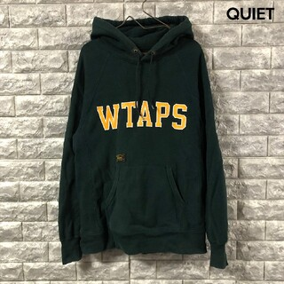 W)taps - WTAPS ダブルタップス 【Lサイズ】 ロゴ プルオーバー パーカー フーディ
