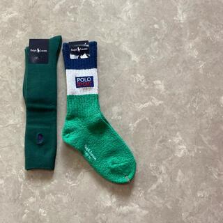 POLO RALPH LAUREN - 90's POLO Ralph Lauren POLO Sport Socks