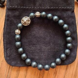 Chrome Hearts - クロムハーツ数珠ブレスレット美品