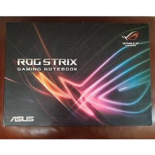 ASUS - ASUS 17.3型 ゲーミングノートPC ROG STRIX GL702ZC