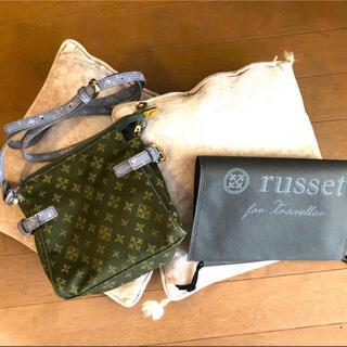 Russet - ラシット ミニショルダーバッグ