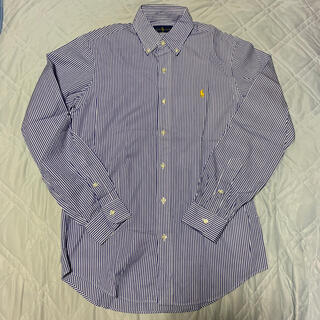 ポロラルフローレン(POLO RALPH LAUREN)のPolo Ralph Lauren ストライプシャツ Blue S(シャツ)