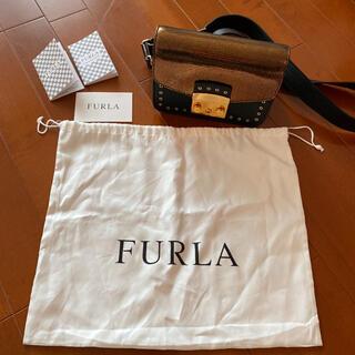 Furla - フルラ メタルバッグ