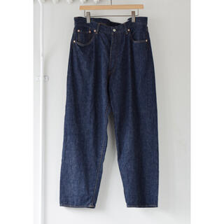 COMOLI - comoli  21ss denim 5pocket pants