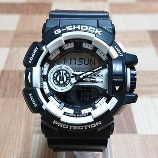 G-SHOCK - 【CASIO/G-SHOCK】デジアナ メンズ腕時計 GA-400-1AJF