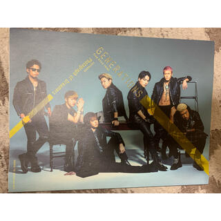 ジェネレーションズ(GENERATIONS)のGENERATIONS from EXILE TRIBE PHOTOBOOK P(アート/エンタメ)