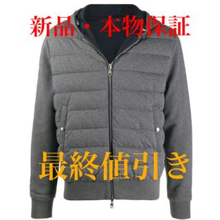 MONCLER - モンクレール MONCLER ダウン リバーシブル パテッドジャケットS