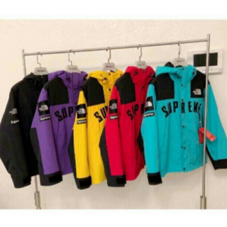 20SS Supreme THE North Face S Logo Hoode