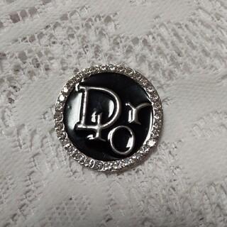 Dior - ノベルティブローチ