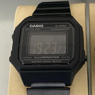 カシオ(CASIO)の【CASIO】新品イルミネーター 腕時計2本セット G-SHOCK チープカシオ(腕時計(デジタル))