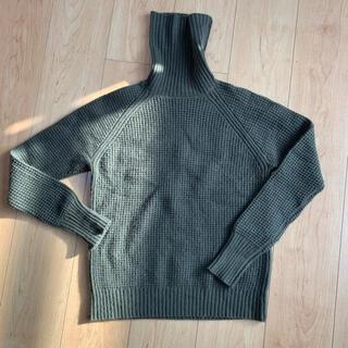 UNIQLO - ユニクロ タートルネック セーター