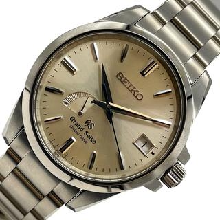 セイコー(SEIKO)のセイコー SEIKO グランドセイコー 腕時計 メンズ【中古】(腕時計(アナログ))