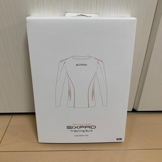SIXPAD - mtg sixpad トレーニングスーツ ロングスリーブトップ