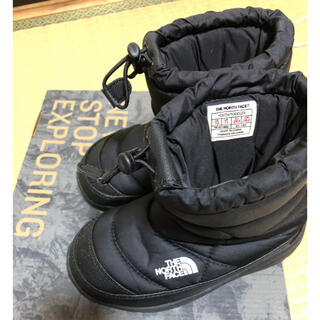 THE NORTH FACE - THE NORTH FACE ヌプシ ブーティ 18センチ