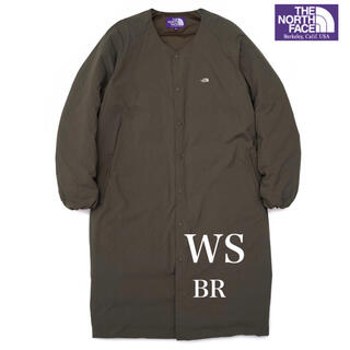 THE NORTH FACE - 完売品! THE NORTH FACE PURPLE LABEL ダウンコート